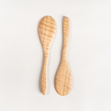 Image for Salad Servers | Curly Marri