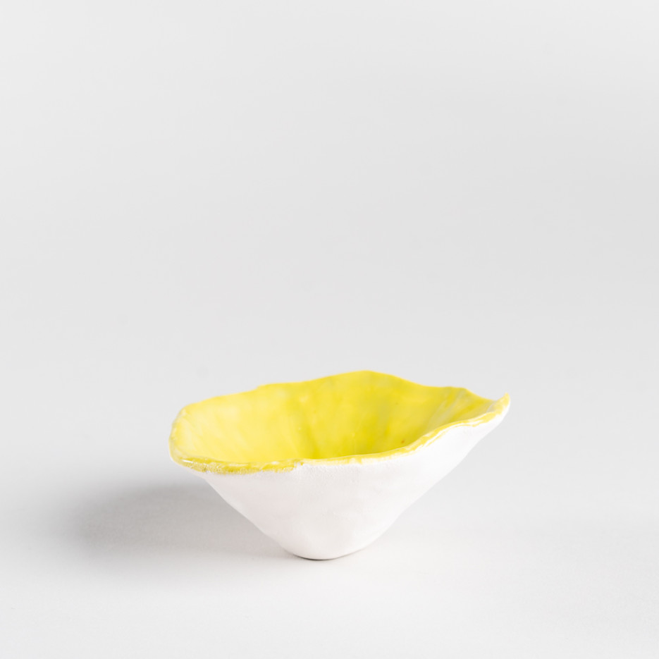 Image of Lime Flower Bowl