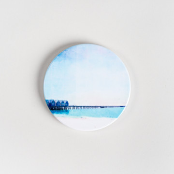 Image for Ceramic Coaster | Busselton Jetty