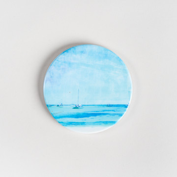 Image for Ceramic Coaster | Rottnest Island