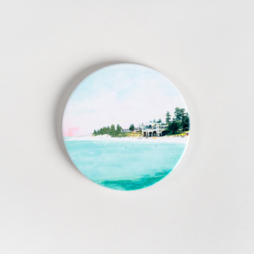 Image for Ceramic Coaster | Cottesloe Beach