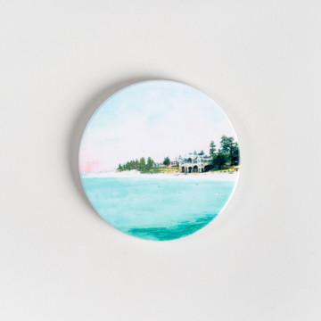 Image for Ceramic Coaster | Cottesloe Beach