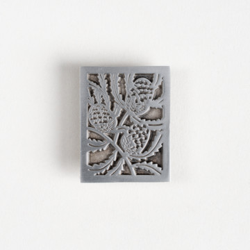 Image for Pewter Brooch | Banksia