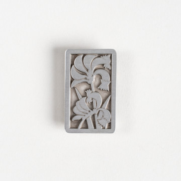 Image for Pewter Brooch | Kangaroo Paw