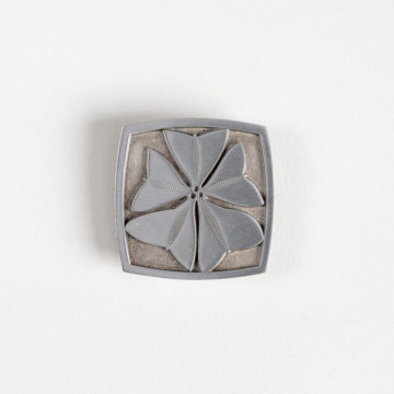 Image for Pewter Brooch | Leschenaultia