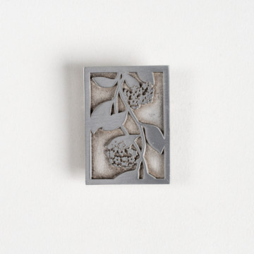 Image for Pewter Brooch | Hoya