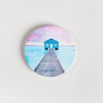 Image for Ceramic Coaster | Crawley Boathouse
