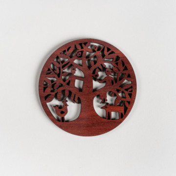 Image for Family Tree Coasters | Set of 4