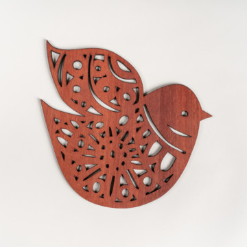 Image for Nordic Bird Trivet