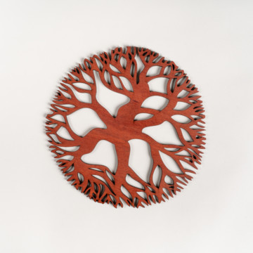 Image for Mandala Tree Trivet