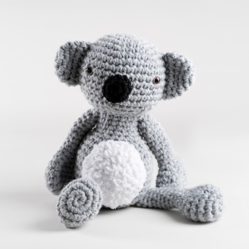 Image for Crochet Koala