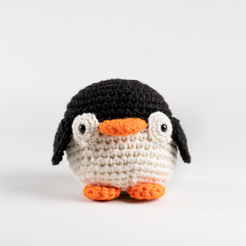 Image for Crochet Penguin