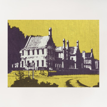 Image for Linen Tea Towel | Fremantle Arts Centre