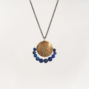 Image for Bonded 9ct Gold/Silver Necklace