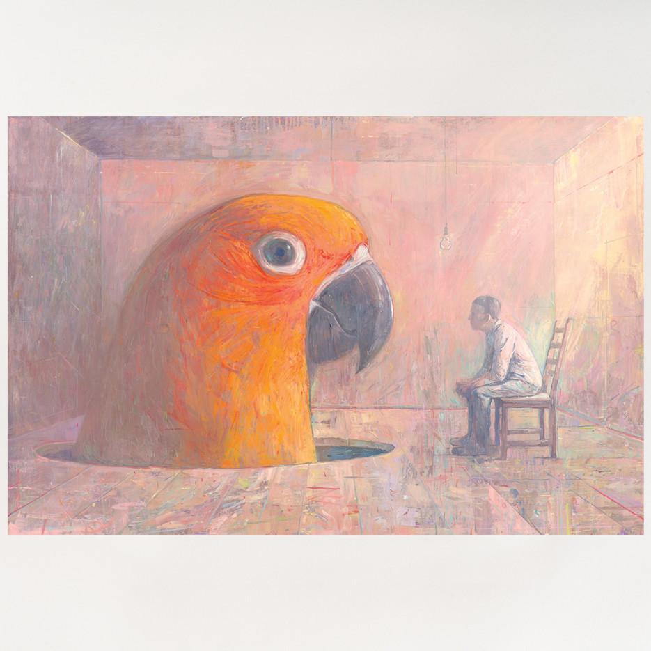 Image of Companion (Parrot) | Archival Print