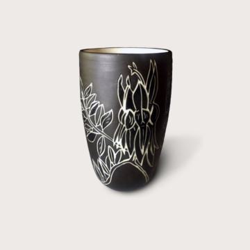 Image for Sturt Desert Pea Vase | Medium