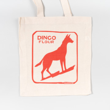 Image for Calico Tote Bag | Dingo