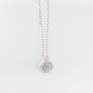 Image for Mollusc Shell Necklace | Small