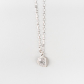 Image for Cockle Shell Necklace | Small