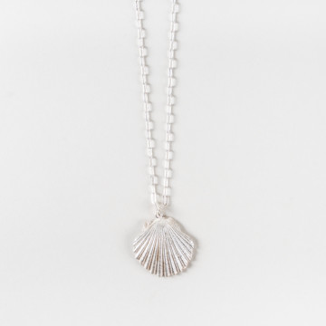 Image for Scallop Shell Necklace