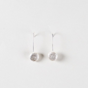 Image for Mini Sea Urchin Earrings