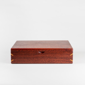 Image for Jarrah Document Box