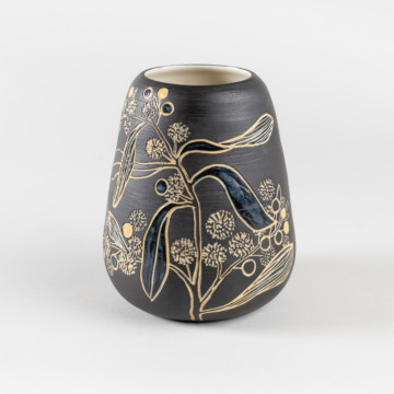 Image for Golden Wattle Vase | Large