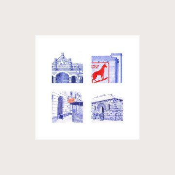 Image for Ball Point Pen Print | Freo Series