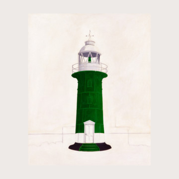 Image for South Mole Lighthouse | Archival Print