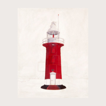 Image for North Mole Lighthouse | Archival Print