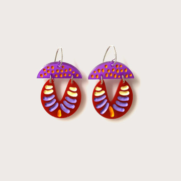 Image for Earrings | Acrylic