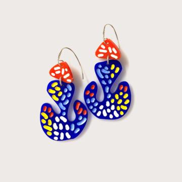 Image for Earrings | Acrylic