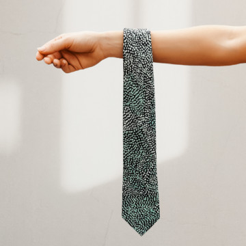 Image for Wakapulkatjara Tie by Molly Miller | One of Twelve