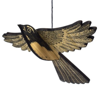 Image for Bird Mobile | Willy WagTail