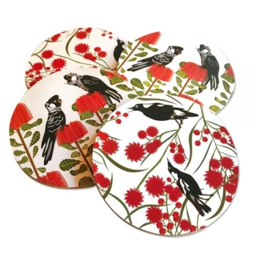 Image for Coasters | Carnaby Magpie