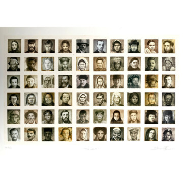 Image for The Many | Archival Print