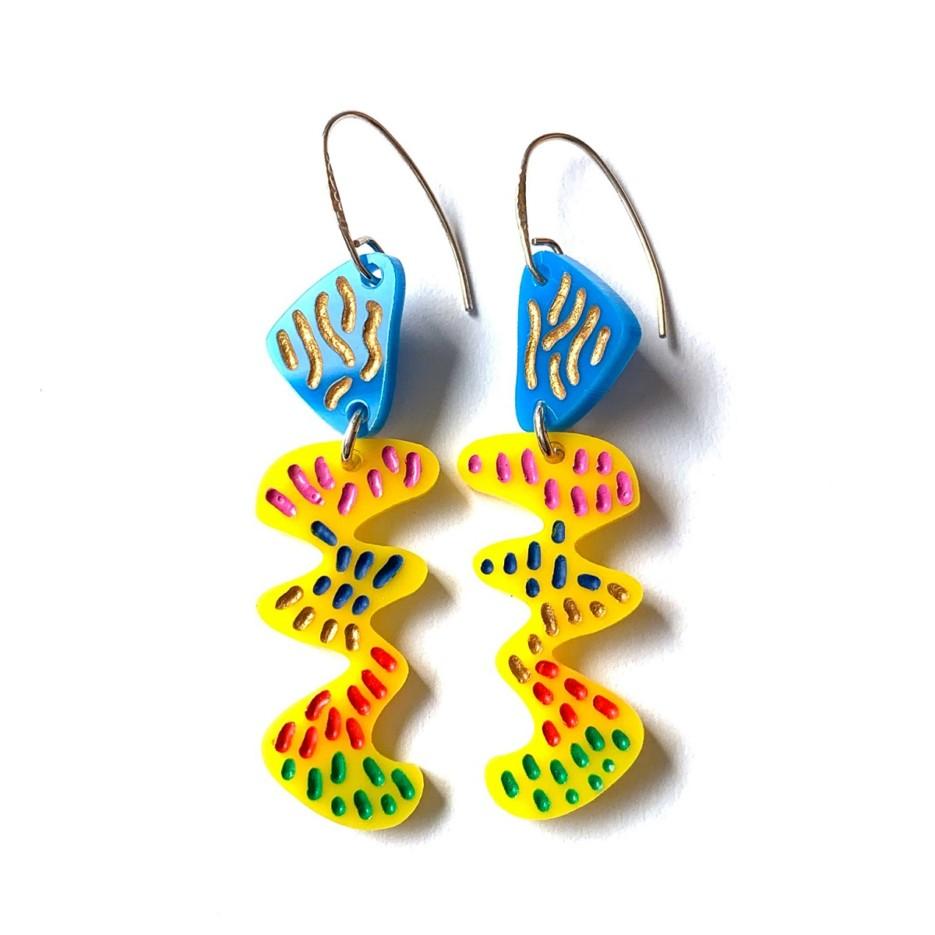 Image of Earrings   Acrylic