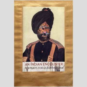Image for Bhal Singh: Altered photograph (1886-2021) | 2021